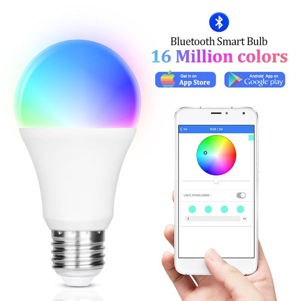 Samsung Announces Bluetooth Controlled Smart Bulbs