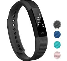 Fitness Tracker Smart Bracelet TopBest ID115 Bluetooth Call Remind Remote SelfTimer Smart Watch Activity Tracker Calorie Counter Wireless Pedometer Sport Band Sleep Monitor For Android iOS Phone