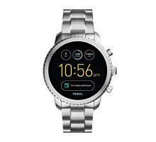 Fossil Q Men Gen 3 Explorist Stainless Steel Smartwatch Color SilverTone