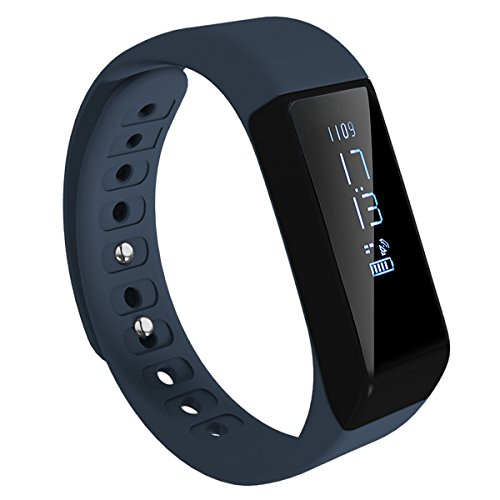 Image Fitness Watch for Women with Sleep Tracker Waterproof Smart Wrist Activity Band Calorie Counter for iphone Android w  Touch Screen