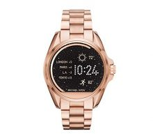 Michael Kors Access Women's Smartwatch Bradshaw Rose GoldTone Stainless Steel MKT5004