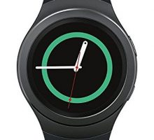 Samsung Gear S2 Smartwatch  Dark Gray