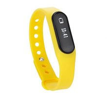ShengKeLong smart Bracelet ID M6D Fitness Tracker Bluetooth 40 Heart Rate Monitor Counter Fitness Tracker Wristband Sleep monitor for Android iOS