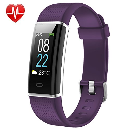 YAMAY Fitness Tracker with Heart Rate Monitor Fitness Watch Activity Tracker Smart Watch with Sleep Monitor 14 Sports ModePedometer Watch for Kids Men Women