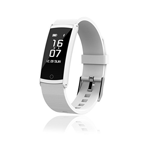 EWEMOSI Bluetooth 40 Fitness Tracker for Outdoor Sports Activities  Water Resistant Smart Bracelet Sedentary Reminder  Outdoor Sports Activities Wristband for Android iOS