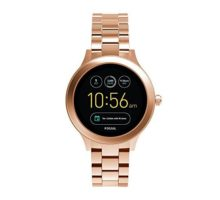 Fossil Q Women Gen 3 Venture Stainless Steel Smartwatch Color Rose GoldTone