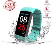 New Fitness Tracker Heart Rate Monitor IP67 Waterproof Smart Bracelet with Camera Remote Shoot Activity Fitness Wristband R11 Pedometer for Bluetooth Android and iOS