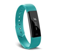 Arbily Fitness TrackerID115 Activity Tracker Waterproof with Sleep Monitor Bluetooth Smart Wristband Bracelet Sport Pedometer Fitness Watch Step Tracker Calorie Counter for Android and iOS(Green)