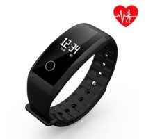 DAWO Fitness Tracker Smart Bracelet Smart Watch Waterproof Pedometer Activity Tracker with Sleep Monitor Heart Rate Monitor Blood Pressure Oxygen Monitor Bluetooth 40 for iOS & Android Phones