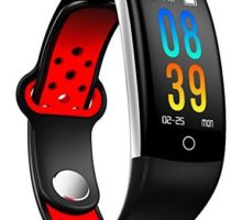 Fitness Tracker Podometer Watch Heart Rate Blood Pressure Activity Tracker Bluetooth Smart Bracelet