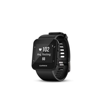 Garmin Forerunner 35 EasytoUse GPS Running Watch Black