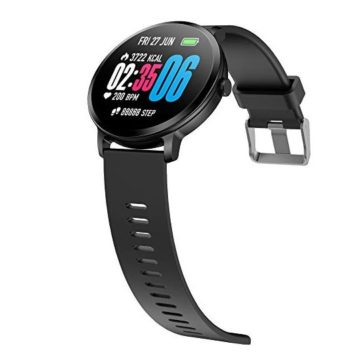 Bluetooth Smart Watch Bluetooth 40 Smart Band Bracelet Smart Activity Sports Fitness with Heart Rate Monitor Smartwatch for Android and iOS …