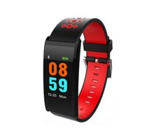 X20 Fitness Tracker Watch IP68 Waterproof Smart Bracelet Wristband with Heart Rate Blood Pressure Monitor Bluetooth 40 with Sleep Monitor Step Tracker for iOS Android Smartphones