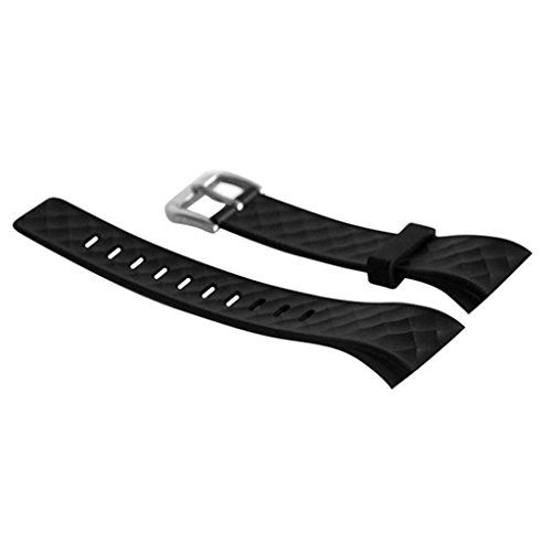RingBuu Silicone Replacement Band Fitness Wrist Strap for S2 Bluetooth Smart Bracelet