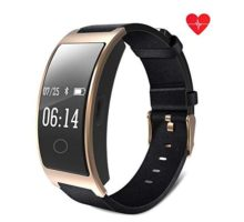 Smart Bracelet JACOOL Smart Bluetooth Watch Band IP67 Waterproof Blood Pressure Heart Rate Monitor Step Reminder for iOS Android