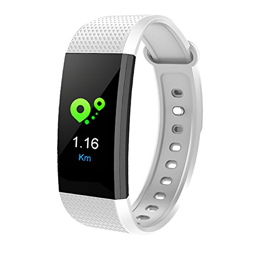 Sunbona Bluetooth Touchscreen Smartwatch Blood Pressure Heart Rate Monitor Sports Fitness etc Smart Bracelet