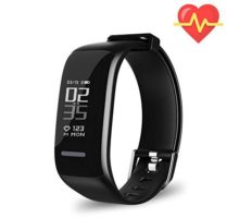 TIISON Fitness Tracker HR Activity Tracker Watch with Heart Rate Monitor Waterproof Smart Fitness Band with Step Counter Calorie Counter Pedometer Watch for Kids Women and Men