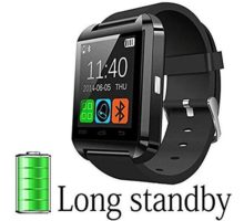 DOESIT Smart WatchTouch Screen Bluetooth Smart Watch with Sleep Monitoring Heart Rate Monitoring for Android Phone