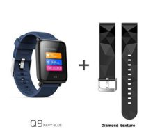 154 inch HD Step Counter Heart Rate Sleep Monitor Sport Smart Bracelet Smart Watch Bluetooth Fitness Watch Waterproof Touchscreen iOS Android
