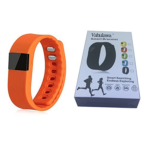 Vahulawa Fitness Tracker TW64 Smart Watch Bluetooth Watch Bracelet Calorie Counter Wireless Pedometer Sport Activity Tracker for iPhone Samsung Android iOS Phone