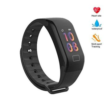 Fitness Tracker Smart Watch with Blood Pressure Oxygen MonitorWaterproof Color Screen Fitness TrackerSmart Wristband with Calorie Counter Watch Pedometer Sleep Monitor Bluetooth Bracelet