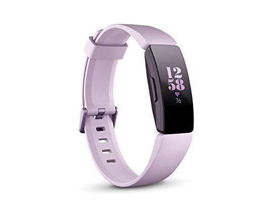 Fitbit Inspire HR Heart Rate & Fitness Tracker One Size