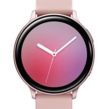 Samsung Galaxy Watch Active2  w  enhanced sleep tracking analysis auto workout tracking and pace coaching